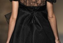 Lace and detail / Lace and intricacy