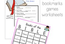 Learning Activities:Bible / by Jennifer Johnson
