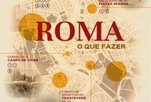 Planejando a Viagem - Roma