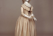 Late 18th c roundgown