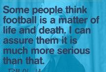 All things football