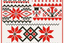 traditional motifs