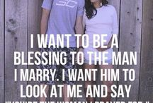Praying my mirical happens / one day im marrying a profet or a paster