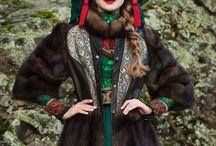 традиционный русский стиль