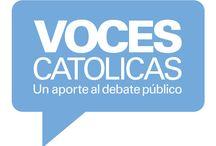 Voces Católicas Argentina - Isologotipo