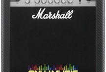 Amplificadores Marshall / Los mejores amplificadores para guitarra y bajo