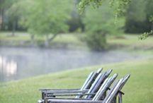 Garden by Lake / by Ahmad Idriss