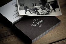 Stationery - inspiration / Inspirational examples of stationery design