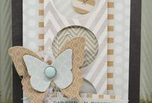 Butterflys cards