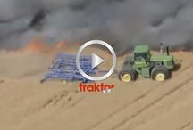Amazing Clips / Entertaining videos with tractors and other machinery