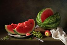 Art Fruits