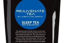 Rejuvenate Teas to Drink / These are tea from my personal brand tea RejuvenateTea