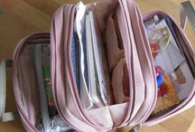 Travel Journal Kits and stuff