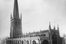 Heritage at Wakefield Cathedral / Photographs of Wakefield Cathedral and the City of Wakefield