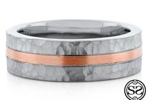 Men's Wedding Bands / by Simone & Son Jewelers