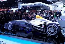 Qualcomm and FIA Formula E Racing / We announced a multi-year partnership with FIA Formula E as a Founding Technology Partner.   You can read more on our technology partnership with Formula E, and our vision for the future of electric vehicles, here: http://bit.ly/1enaZNA