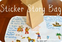 Great ideas for using Stickers!