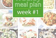 Weekly Meal Plans | Two Peas & Their Pod / Weekly Meal Plans from Two Peas and Their Pod. Recipe ideas to help you get dinner on the table! / by Maria (Two Peas and Their Pod)