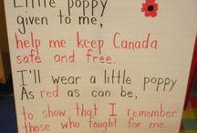 November - Remembrance Day