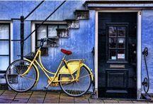 La bicyclette / by Christine Carcoux