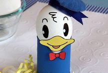 Disney egg guys crafts