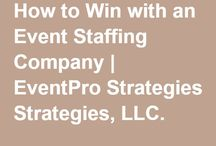 Event Staffing Tips