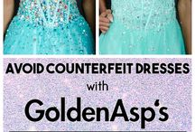 From the Golden Asp Prom Blog / by Golden Asp