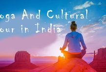 Yoga And Cultural Tour in India