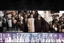 Ege Üniversitesi 60. Yaşında / Ege Üniversitesi, 60. Kuruluş Yılını Kutluyor...  20 Mayıs 1955'te kurulan Üniversitemizin 60. Kuruluş Yıldönümünü, yıl boyunca farklı etkinliklerle hep birlikte kutlamanın coşkusunu yaşıyoruz. Ülkesine ve üniversitesine hizmet etmiş, bilim aşkıyla dolu kurucularımıza, yöneticilerimize ve çalışanlarımıza, bizlere bu değerli mirası bıraktıkları için teşekkür ediyoruz.