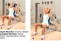 Woman Workout Gym