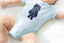 Baby Clothing Ideas / Resources about where to find cute, funny, and unique baby tees, bodysuits, blankets, layettes, and more.