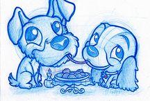 cartoni animati disegni