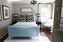 Guest room for new house / by Elizabeth Civitci