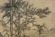 East Asian Painting: Trees
