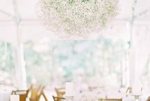 Wedding Inspiration / Ideas on how to decorate your wedding tent.