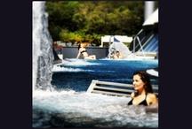 End of exams: Splash & Spa Tamaro here we cooome! / #wellness, #spa & #adventure