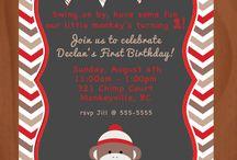Digital Invitations & Printables / Awesome printable digital invitations  / by Kim Griffin