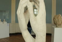 Art: Auguste Rodin / by Anna Rita Caddeo