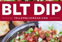 Food: Dips