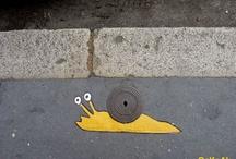 Slugs/snails / by Lyn Dee Rhodes