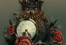 Owl и другие