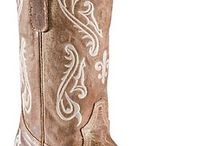 Cowgirl boots / by Brittany Boggess