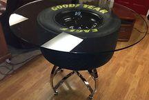 Stolik Wheel