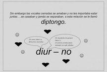 Ortografía y gramática castellana