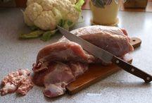 Wedliny domowe, mięsa