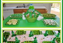 """""""Green"""" Day - holiday  / St.Patrick's Day"""