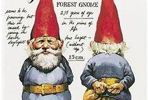 gnomes ♡