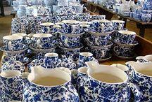Fabulous Blue & White