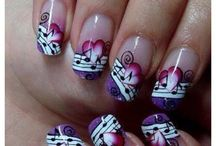 Nail art  / Creativity and fun