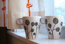 cups decor